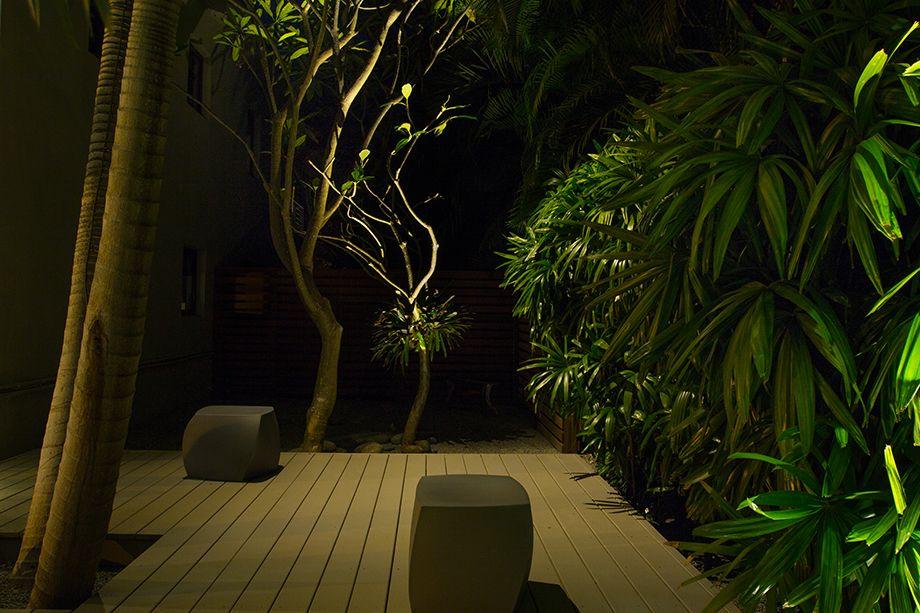 Lighting and Irrigation