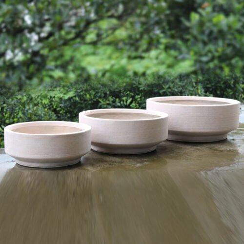 Zsac 96002 - fiber clay pot