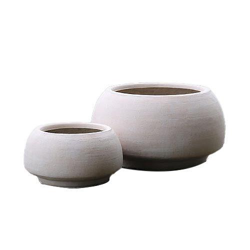 Zsac 96003 - Fiber Clay Pot