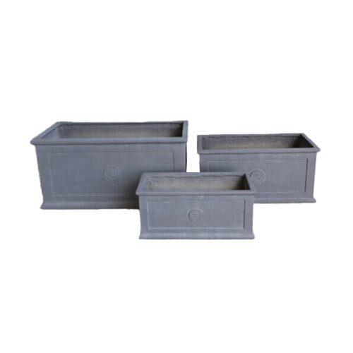 Fiber Clay Pot - Zsac 96014 - plant pot
