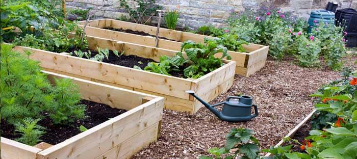 Garden Materials